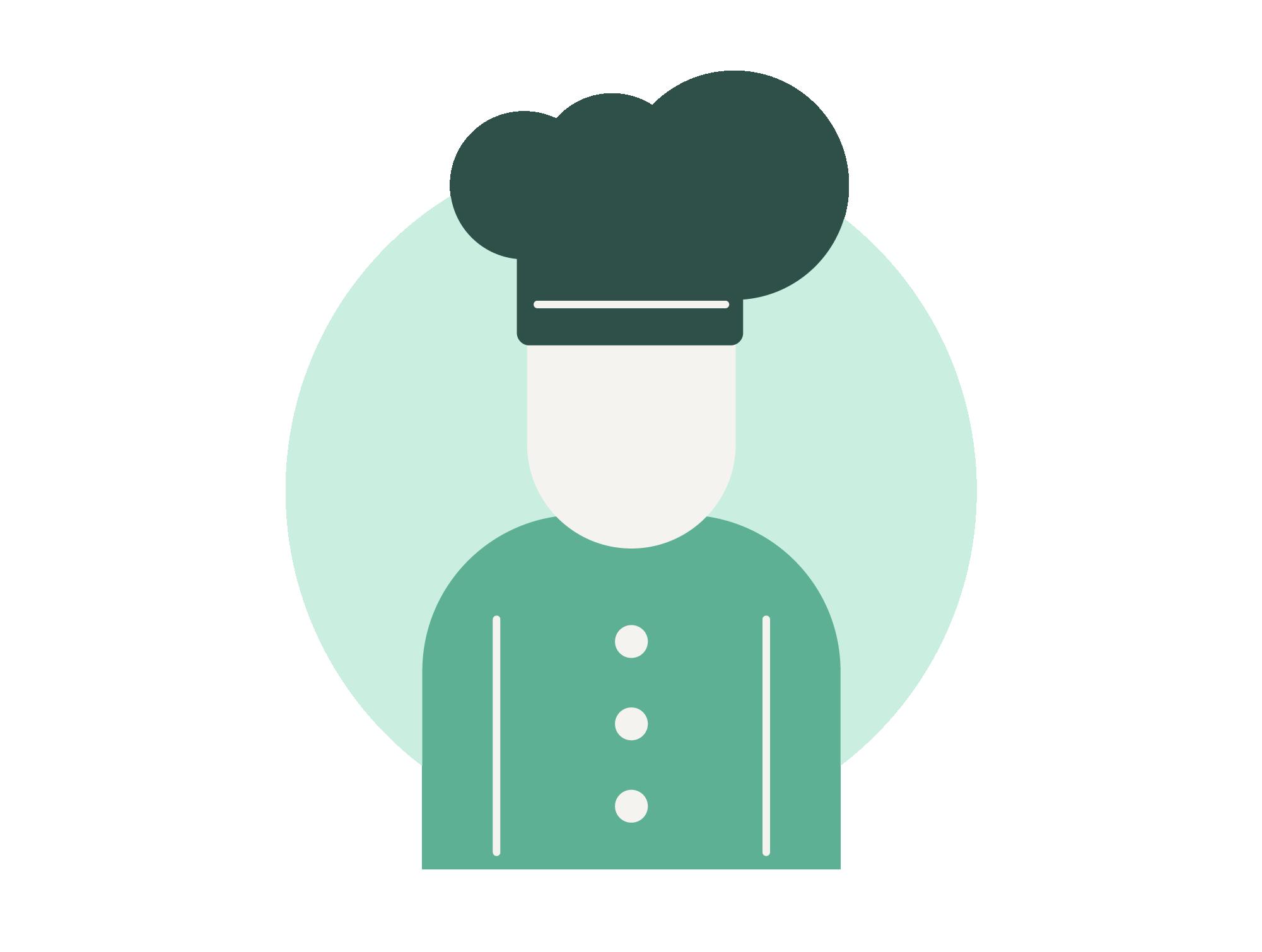 nextbite chef icon