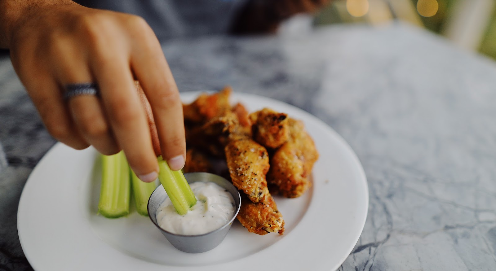 Best Hot Chicken Wings in Orange County   BBQ, Buffalo, & More