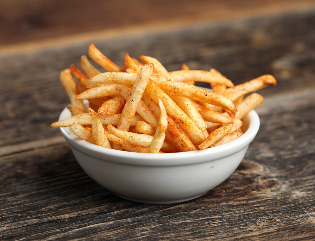 The Wing Dynasty Fries