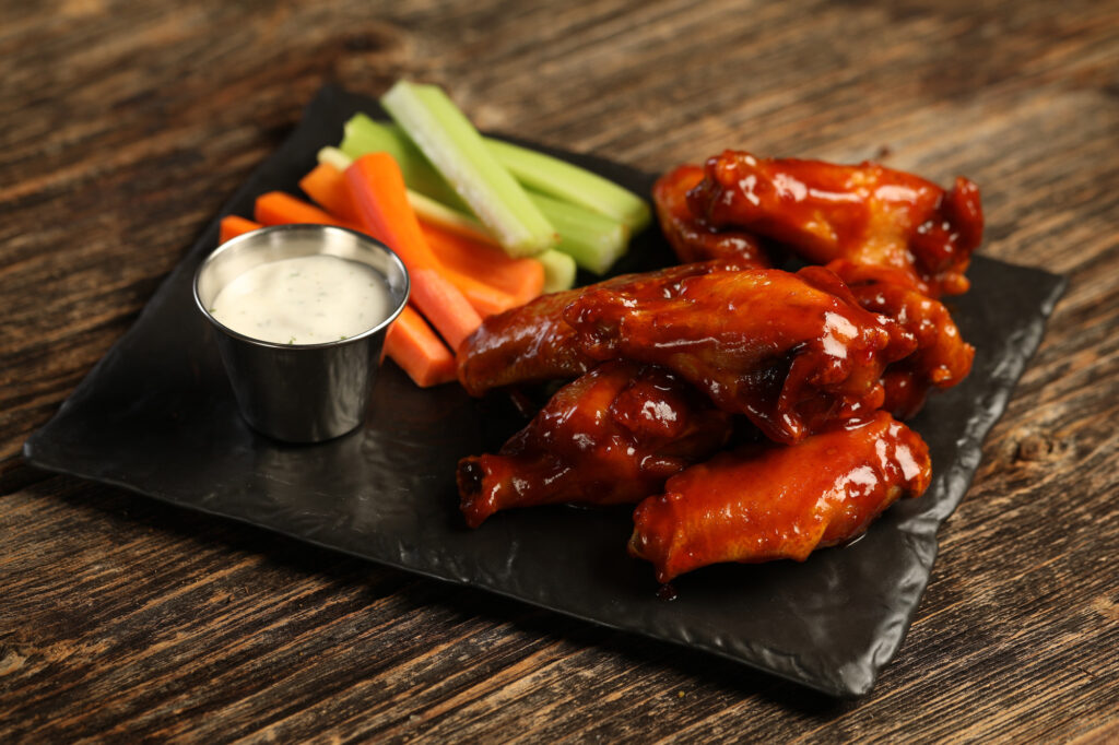 The Wing Dynasty Sweet Chili