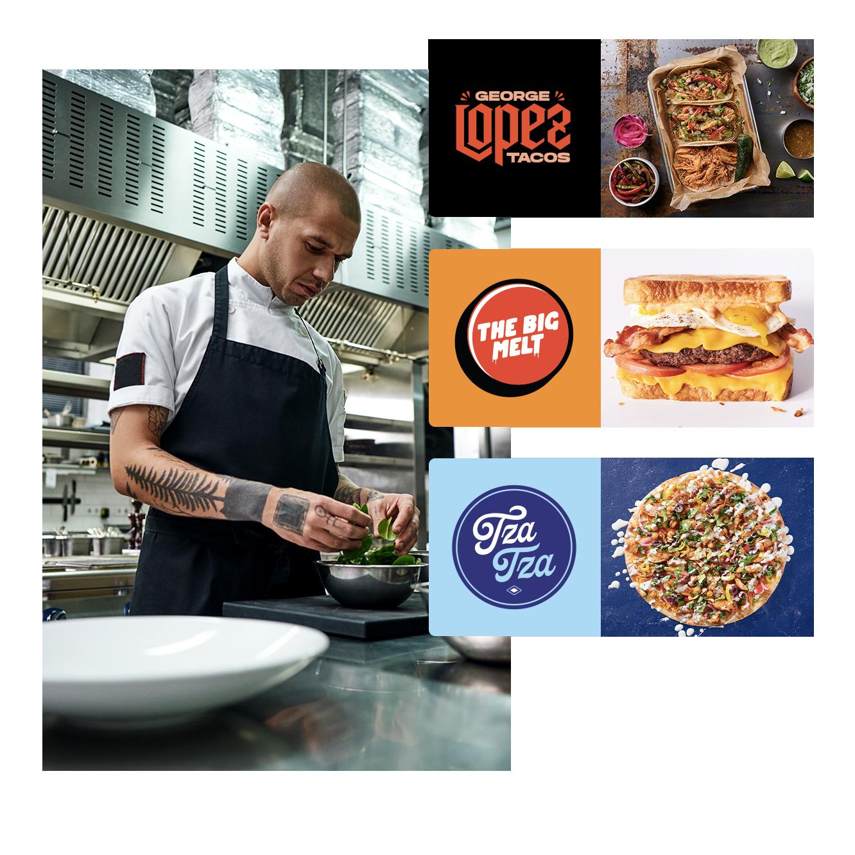 Superstar Culinary Team is Secret Ingredient for Virtual Restaurant Success